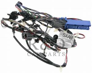 Cable Harness Rear Panel Spa Saab 9
