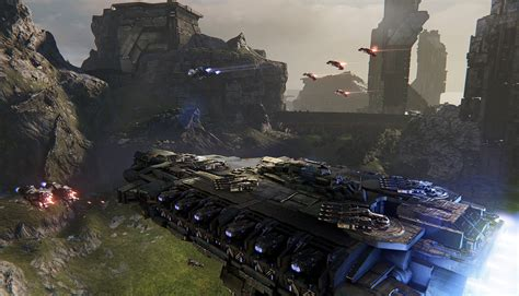 Dreadnought Announced As A PS4 Console-Exclusive