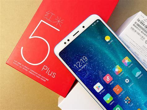 Xiaomi Redmi 5 Plus総合レビュー:本体外観、ディスプレイ(part1