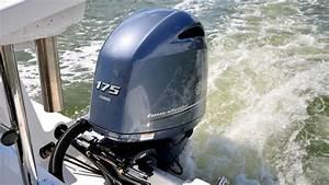 New Four-stroke Yamaha F175a
