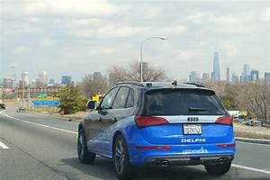Delphi's self-driving Audi SQ5 completes its 3,400-mile ...
