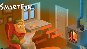 Ventilateur Pour Poele A Bois : ventilateur pour poele a bois ventilateur de poele plus ~ Dallasstarsshop.com Idées de Décoration