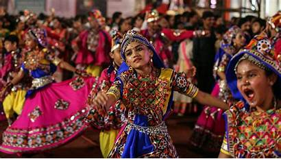 Festival Navaratri Indian India Hindu Diwali Dance