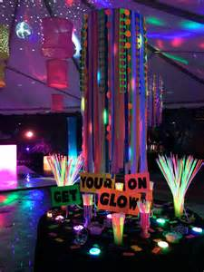 Halloween Ceiling Decoration Ideas by Glow Party 187 Katherine Tolliday Events