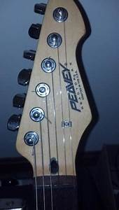 Peavey Reactor Ax Made In The Usa