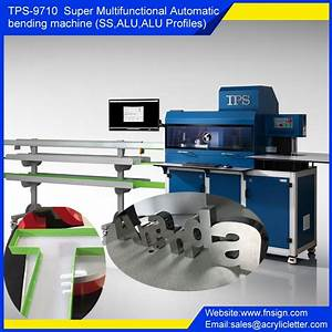 tps s9710 super multifunctional automatic bending machine With tps channel letter bending machine