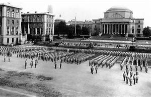 Columbia Forum: WWII & NYC | Columbia College Today