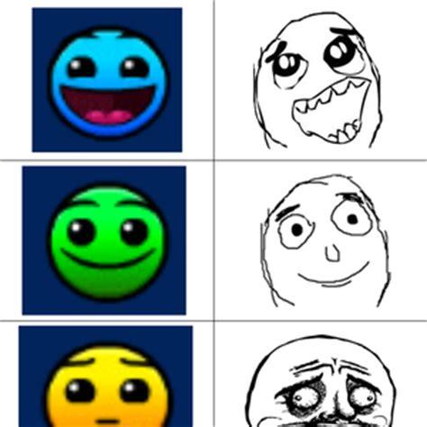 Geometry Dash Memes - meme center fanfriki233 profile