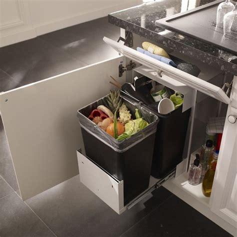 poubelle meuble cuisine poubelle pour meuble de cuisine ikea cuisine id 233 es de