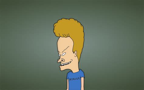 Beavis And Butt Head Animated Cartoon Wallpaper