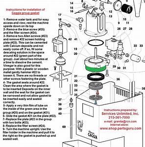 Gran Gaggia Espresso Espresso Machines  Parts And Repairs Saeco  Gaggia  Unic  Lapavoni