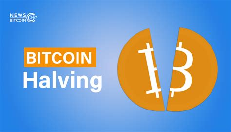 The next halving, the one of 2020, is scheduled to take place towards the middle of may. Bitcoin Halving Dates History - halting time