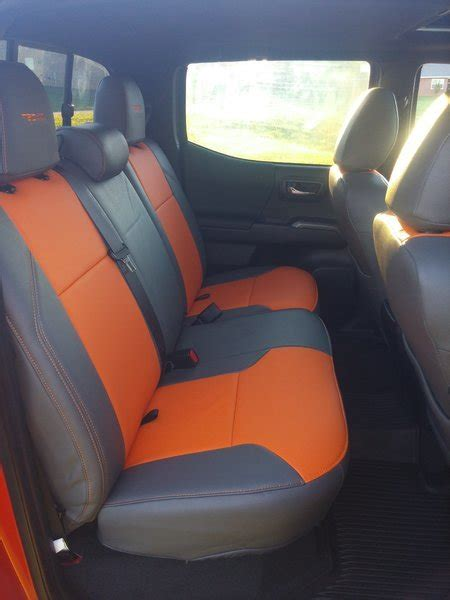 Favorite Seat Covers  2017 Taco??  Tacoma World