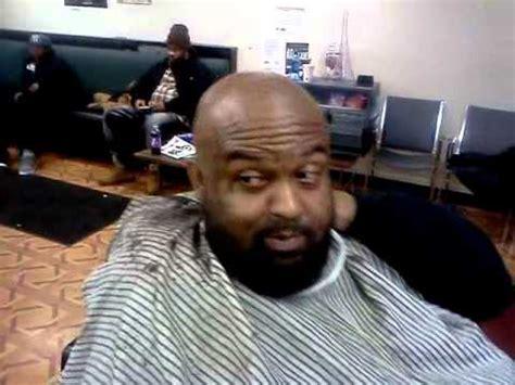 bald head  shagatthe browns barbershop youtube