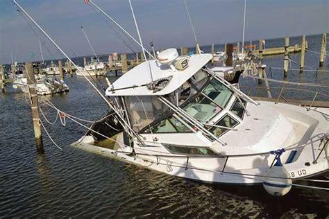 Winterizing Legend Boat by Keeping Your Boat Afloat Seaworthy Magazine Boatus
