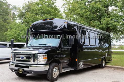 Limo Shuttle by Shuttle Transportation A1 Luxury Limo Corp