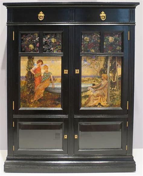 reproduction kitchen cabinets file cabinet 1882 painter will hicock low high museum 1882