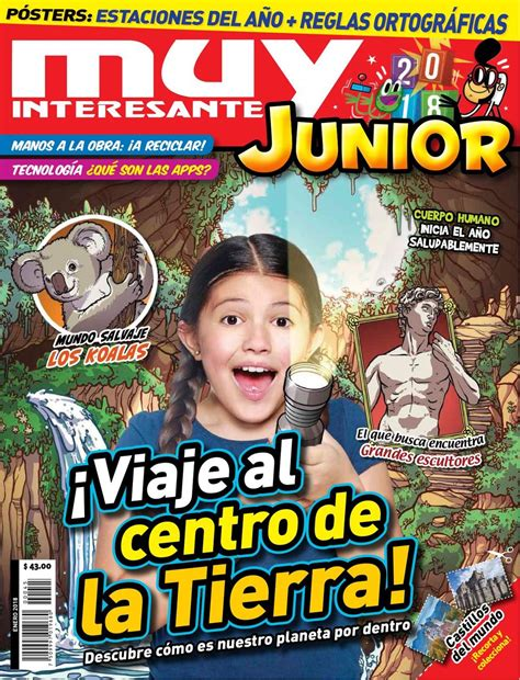 Muy Interesante Junior-Enero 2018 Magazine - Get your ...