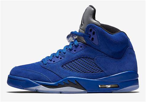 air jordan  blue suede release date