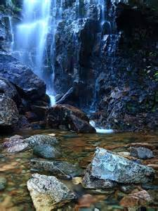 Acadia National Park Waterfall Hadlock