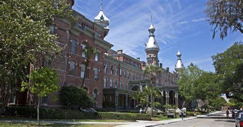 university  tampa  campus programs