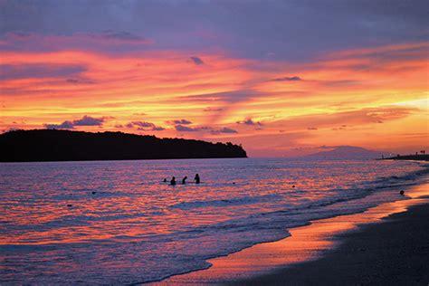 The Best Sunset On A Beach Photo Essay  A Beach Blog