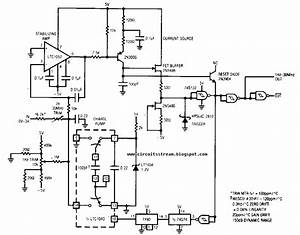 Simple Voltage To Frequency Converter Circuits Diagram