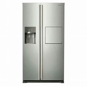 Refrigerateur Congelateur Americain : samsung rs7577thcsp r frig rateur am ricain 530l 359 ~ Premium-room.com Idées de Décoration