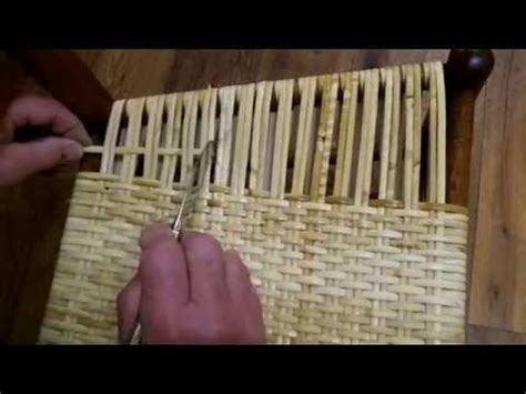 weave   england porch rocker  variation