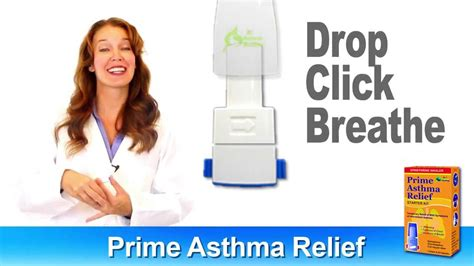Prime Asthma Relief Over The Counter Inhaler For Asthma