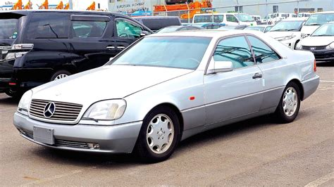 But i know been a. 1995 Mercedes Benz S600 Coupe V12 - Japan Auction Purchase ...