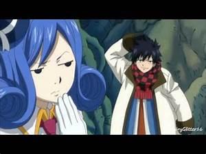 Edolas' Fairy Tail - Juvia & Gray Funny Moment (Episode 78 ...