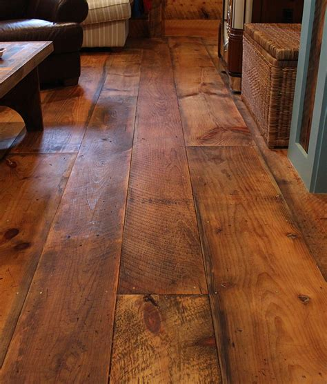 rustic wood floor l our rustic circle sawn fir flooring will add a