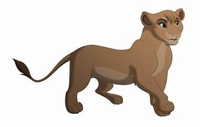 Lioness Cartoon Clipart Lion King Cliparts Oc