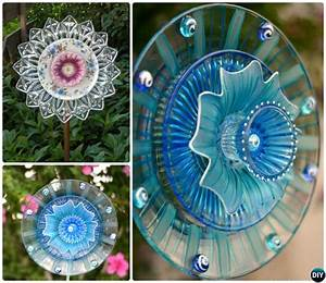Diy, Garden, Art, Decorating, Ideas, Instructions