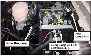 Brake Controller Wiring Instructions For A 2011 Chevrolet