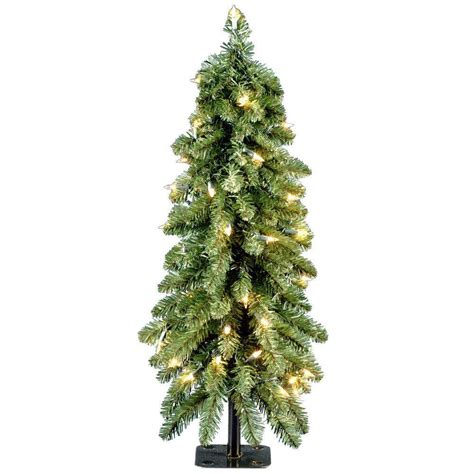national tree company 3 ft downswept forestree artificial