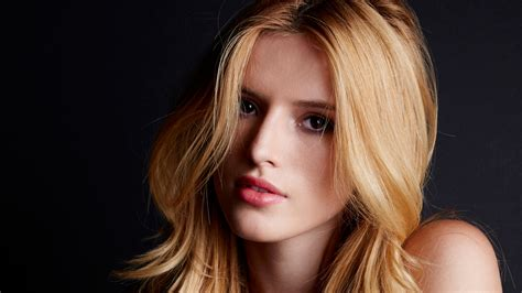 Bella Thorne 2018 New Hd Celebrities 4k Wallpapers Images Backgrounds Photos And Pictures