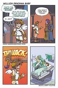 Kid Icarus Fan Comic From Nerd Rage Uprisen