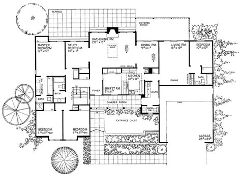 modern ranch house plans smalltowndjs com high quality one country house plans 6 modern one