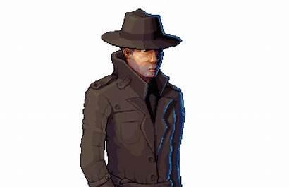 Detective Oc Pixelart