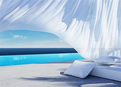 Bed Pillows Wind Wallpapers Pool Swimming Pillow