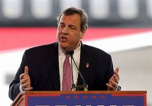 NJ governor Chris Christie signs anti-BDS bill into law ...
