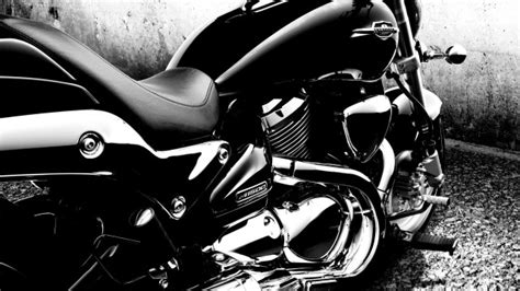 Cool Harley Davidson Hd Wallpaper : 70 Hd Black And White Wallpapers For Free Download