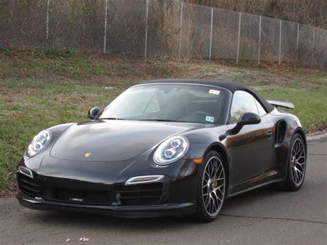 Dealer Inventory 2015 Porsche 911 Turbo S Cab Rennlist