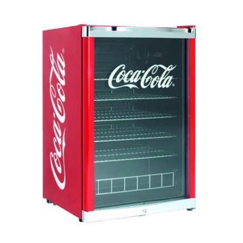 petit frigo de chambre petit frigo vitrine coca cola à boissons 115 l coca