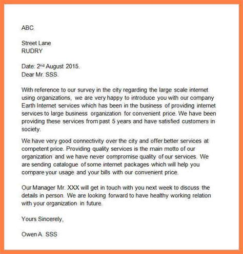 7 introduction letter of company to client company 7 introduction letter of company to client company 42914