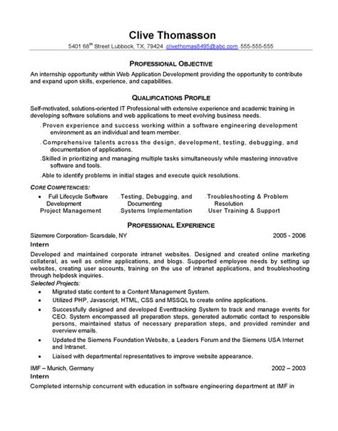 resume makeover junior web developer resume blue sky