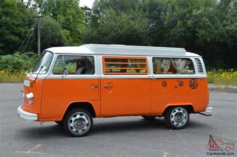 1974 volkswagen bus vw cer van t2 bay westfalia 1974 just restored