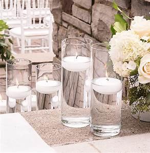 Verre À Eau Pas Cher : vase en verre droit cylindrique pas cher vases coupelles verre mariage ~ Farleysfitness.com Idées de Décoration